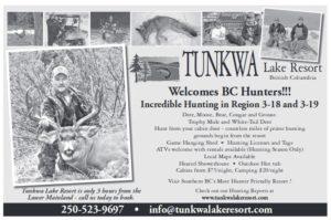 B.C. hunting